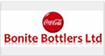 Logo of CocaCola Bronite Bottlers Ltd