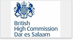 logo of British High Commission, Dar es Salaam