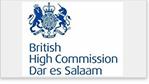 logo of British High Commission, Dar es Salaam