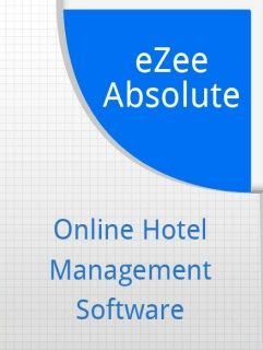 eZee Absolute, an online hospitality management software