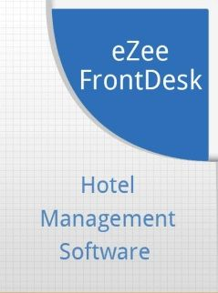 eZee FrontDesk, an on-premise hotel management software
